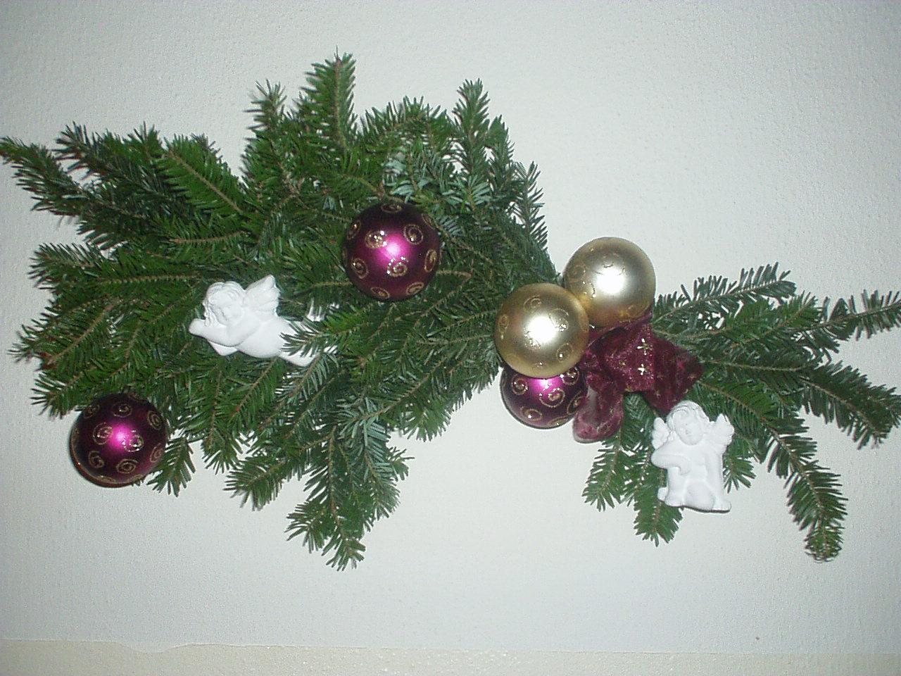 Weihnachtsdeko - Weihnachtsdeko naturmaterialien ...